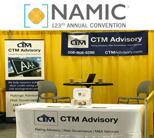 CTM Advisory a Proud Supporter of NAMIC